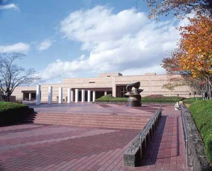 Sendai-Museo de Arte de Miyagi